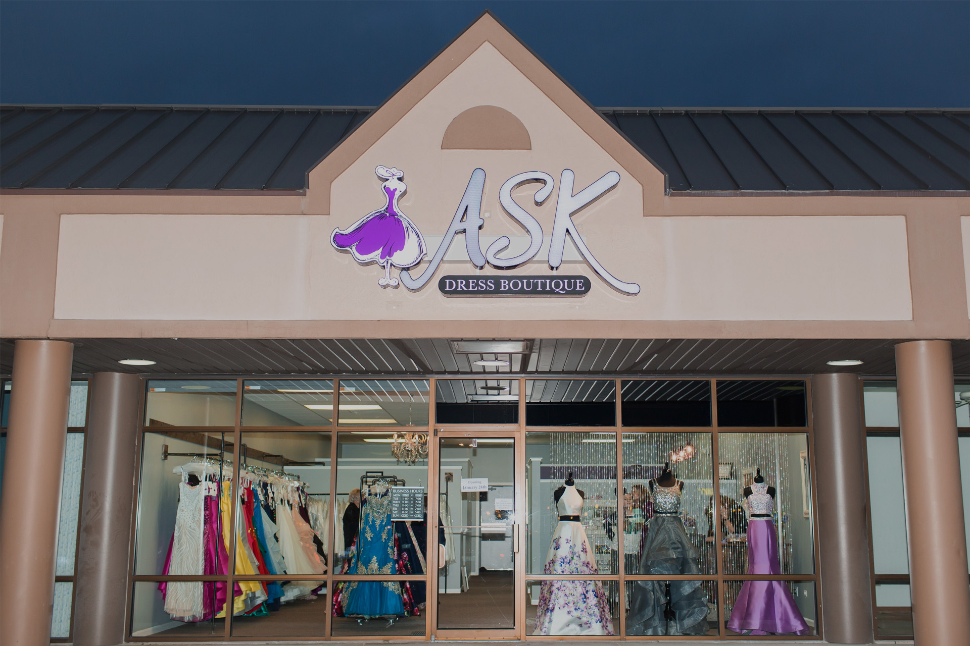 Ask Dress Boutique Shorewood IL
